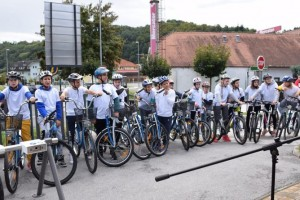 kolesarji